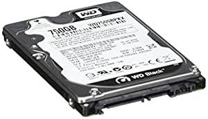 Amazon.com: WD Black 750GB Performance Mobile Hard Disk