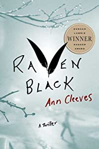 "Cover of ""Raven Black: Book One of the Sh..."
