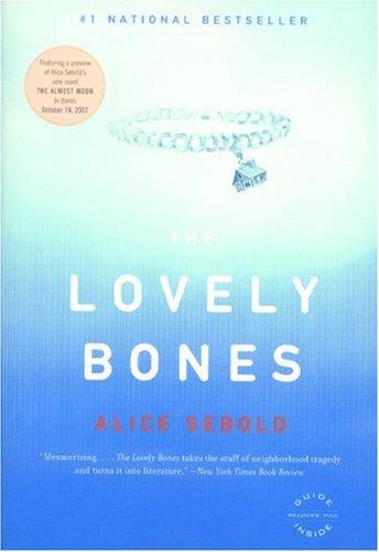 Image result for the lovely bones book