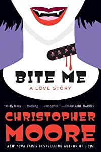 "Cover of ""Bite Me: A Love Story"""