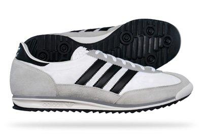 Adidas Originals SL 72 Mens Schuhe Sneaker - weiß - SIZE EU 40.5