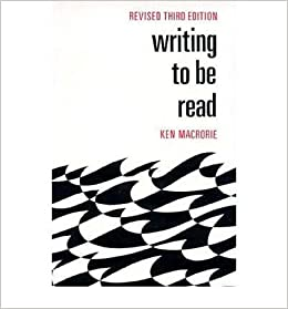 Amazon.com: Writing to Be Read (9780867091335): Ken
