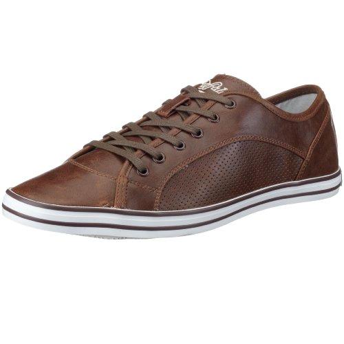 Buffalo 209-I8118 DERBY PU BROWN365 113153, Herren, Sneaker, Braun (BROWN365), EU 41