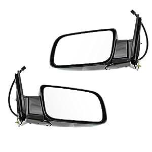 Amazon.com: Hex Autoparts® Power Folding Side View Mirrors