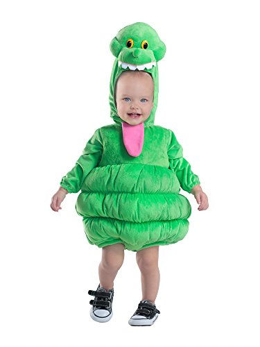 Princess Paradise Baby Boys Ghostbusters Slimer, Green, 12/18 Months