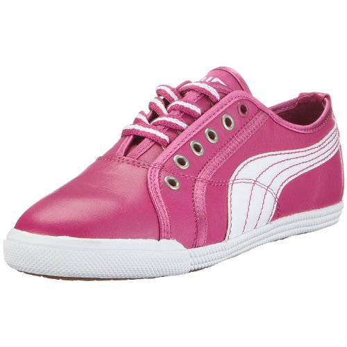 Puma 350533 03 Crete Lo L Mix Wn's, Damen Sneaker, Pink (very berry-white), EU 38.5, (UK 5.5)