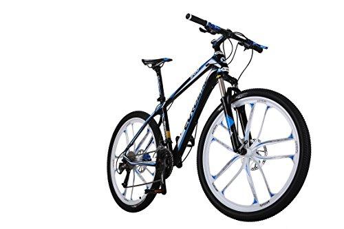 Updated 5 Spokes Wheelset EB 980 X6 Carbon Fiber Shimano
