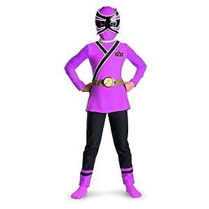 Pink Ranger Samurai Classic Costume