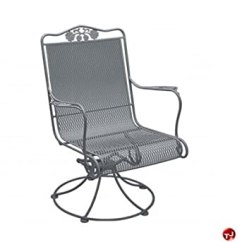 Patio Swivel Chair Seat Post Bushing Egg Stand Cr4 Thread Can Outdoor Wrought Iron Rocking Chairs Be Repaired You Might Need Some New Bushings Or Possibly Posts Just The Spring All And More Furniture Repair Search For Your Area