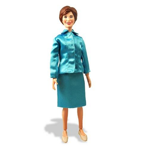 Laura Bush Talking Action Figure