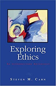 "Cover of ""Exploring Ethics: An Introducto..."