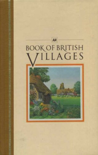 Book of British Villages by AA