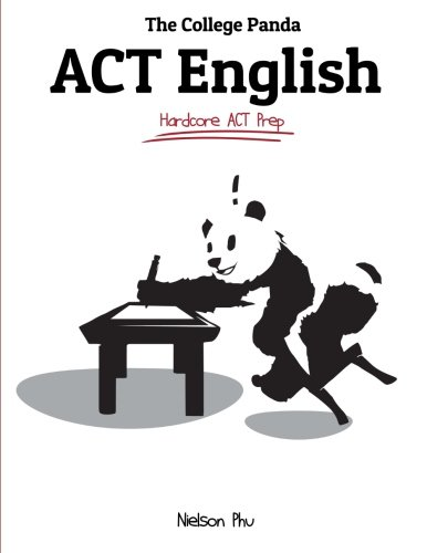 Download The College Panda's ACT English: Advanced Guide