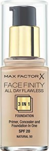 Max-factor-All-day-flawless-3-in-1-foundation-base-de-maquillaje-50-natural