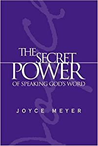 "Cover of ""The Secret Power of Speaking Go..."