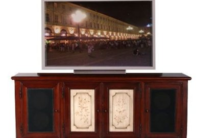 Amazon Flat Screen Tv Cabinets With Doors