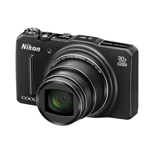 Nikon COOLPIX S9700 16.0 MP Wi-Fi Digital Camera