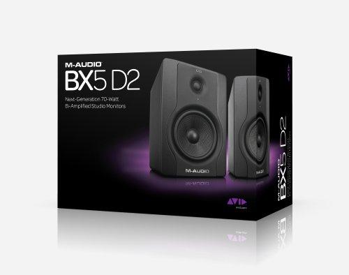 View M-Audio BX5 D2