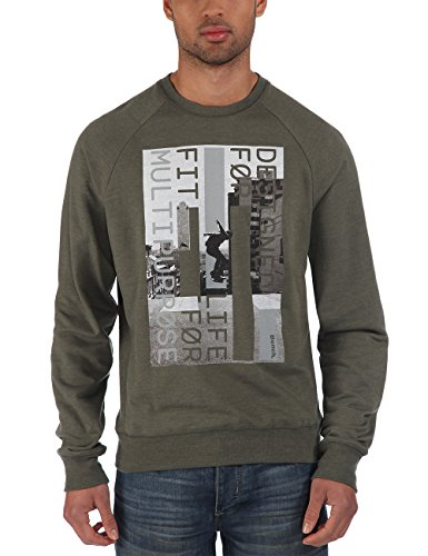 Bench Herren Sweatshirt Sweatshirt Highwalls
