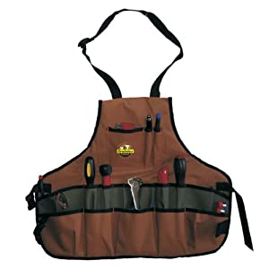 Graintex NA1039 18 Pocket Bib Apron - Tool Aprons - Amazon.com