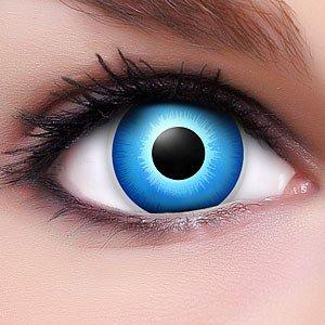 Farbige Kontaktlinsen Crazy Color Fun Contact Lenses 'Elf' Topqualität
