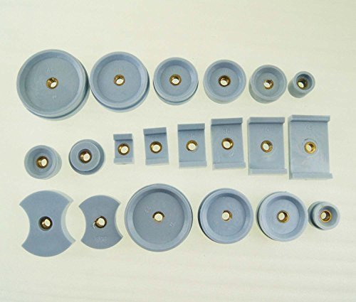 41gNwOjHK2L - BEST BUY #1 406113 20PCs Watchmaker Tool Watch Press Set Back Case Closer Repair Kit