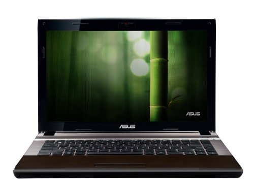 ASUS U43JC-A1 14-Inch Bamboo Laptop