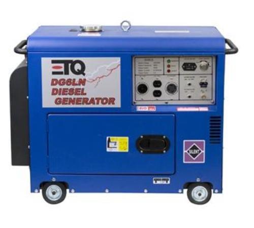 Cheapest Etq Dg6ln 5 500 Watt 10 Hp 418cc Diesel Powered