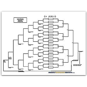 tournament brackets double elimination