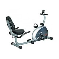 Amazon.com : Health Fitness Magnetic Recumbent Exercise ...