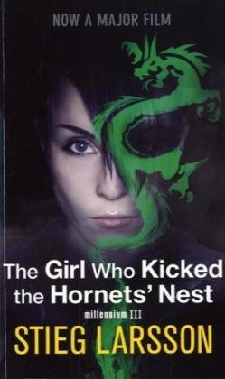 The Girl Who Kicked the Hornets Nest (Millennium, #3)