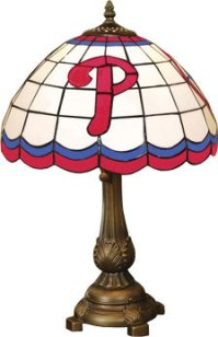 Philadelphia Phillies Table Lamp - FindGift.com