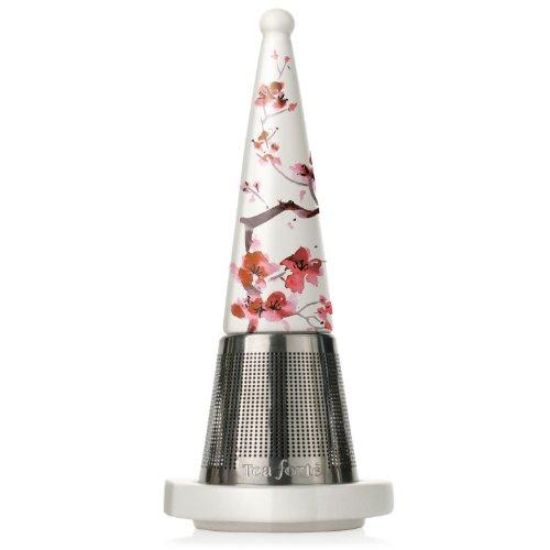 Tea Forte LUCI Loose Tea Infuser - Cherry Blossoms