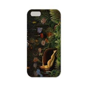 iPhone6S/6ハードスマホケース◇ アンリ・ルソー作「夢」名画 4.7インチ