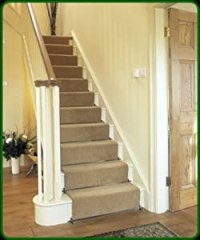 Stair Rods ~ Black - Easy Rods to fit - Good Quality ...