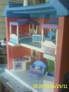 Little Tikes Dollhouse Furniture Home Decor