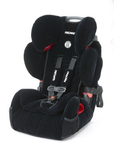 RECARO ProSPORT Combination Harness To Booster Car Seat Midnight
