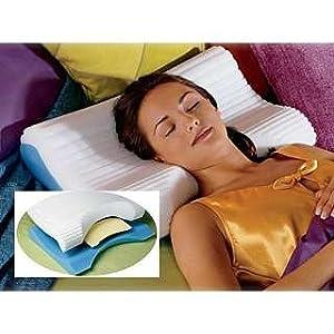 Amazoncom Contour Cloud Memory Foam Pillow Health