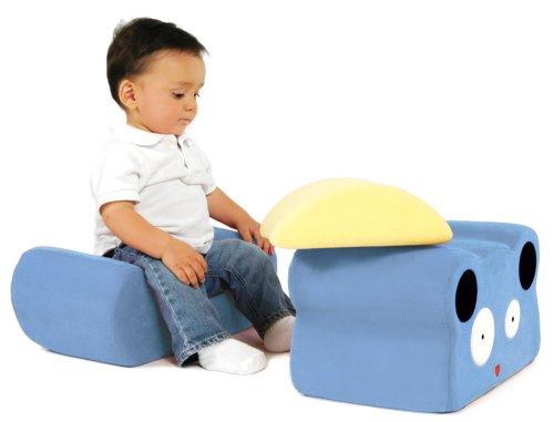 P'kolino Silly Soft Seating Blue