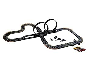 Amazon.com: Electric Slot Car Race Track Sets Fast Racing