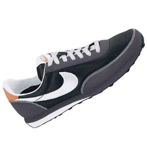 Nike Elite SI Freizeitschuh Herren Farbe: grau/schwarz/weiß/orange, Größe: 42