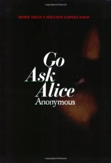 Go Ask Alice by Anonymous| wearewordnerds.com