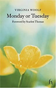 "Cover of ""Monday or Tuesday (Hesperus Cla..."
