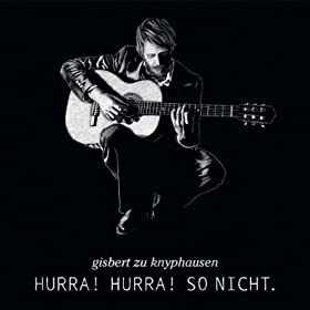 Herr zu Knyphausen ist in Wiesbaden geboren, lebte in Nijmwegen und Hamburg und singt melancholisch trotzig über das Leben.