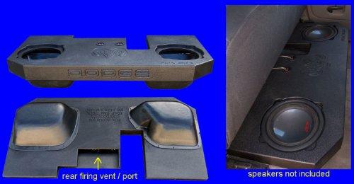 For Solo Baric Wiring Diagram Fox Acoustics Dodge Ram Quad Amp Crew Cab Dual 12 Vented