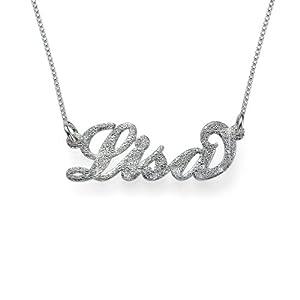 Amazon.com: Sparkling Diamond-Cut Sterling Silver