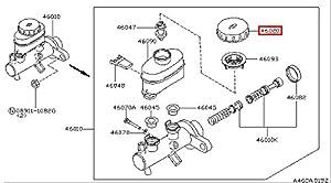 Amazon.com: Infiniti Genuine Brake Master Cylinder Oil