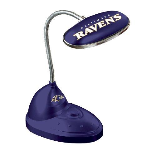 NFL Baltimore Ravens LED Desk Lamp