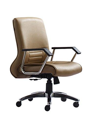 revolving chair hof office blue premium elegant cream 22450 rs mrp 28175 product image