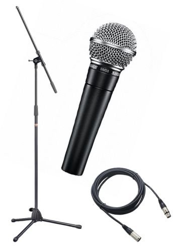 #> Cheap : Shure SM58S Vocal On/Off Switch Microphone